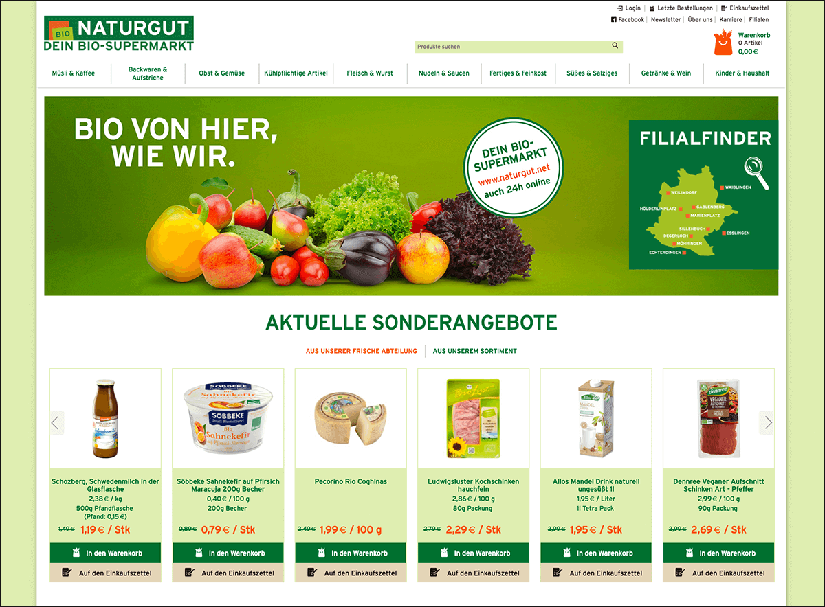 Website Naturgut