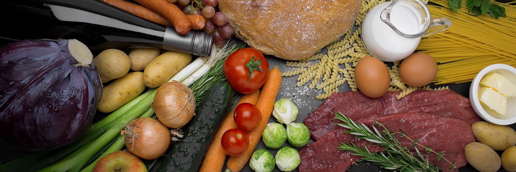 Online-Lebensmittel-Lieferdienste