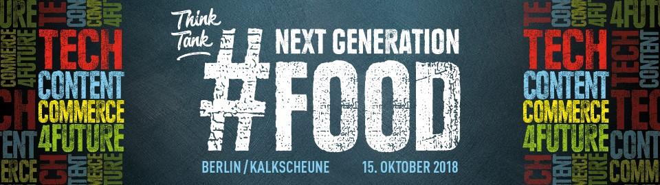 Next Generation Food