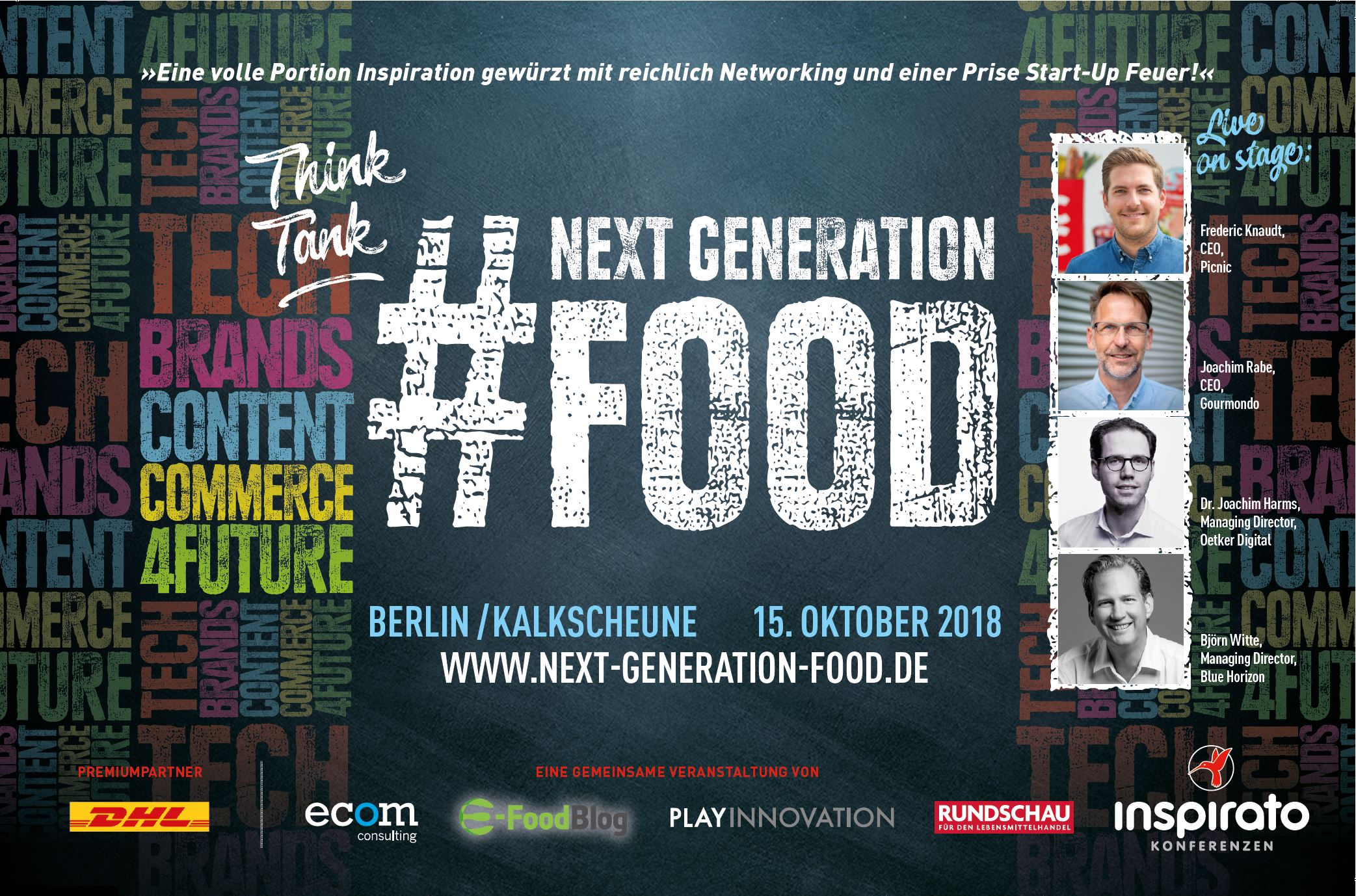 Next Generation Food