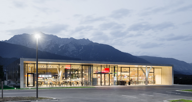 MPREIS Supermarkt
